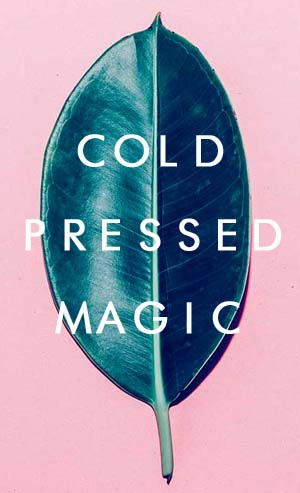 cold pressed magic by Juice A Day